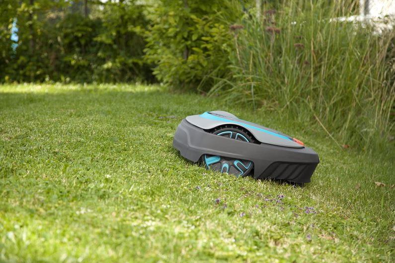 Gardena Robotplæneklipper SILENO city, 500 m²