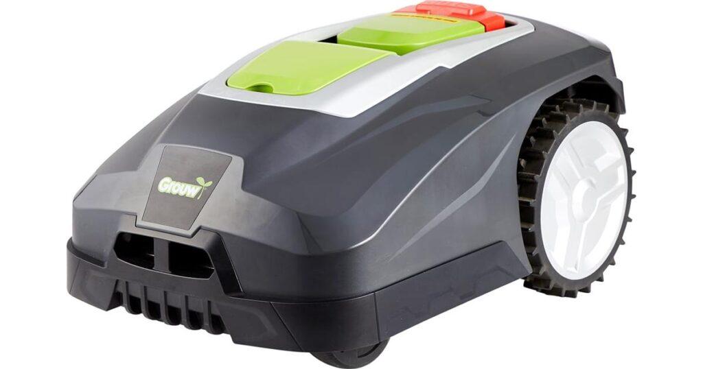 Grouw robotplæneklipper - M900